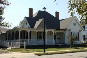 Archaeological Consultants Headquarters in Clayton North Carolina